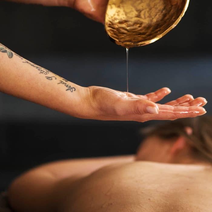 Ganzkörper-Massage Abhyanga